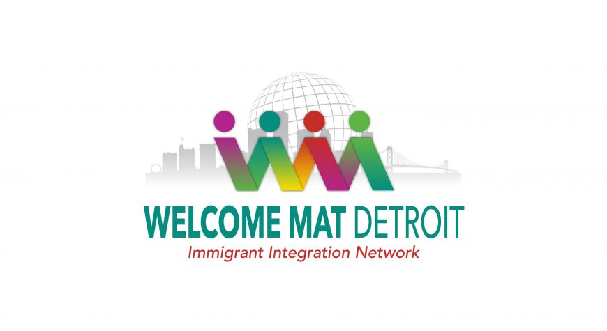 Welcome Mat Detroit Logo